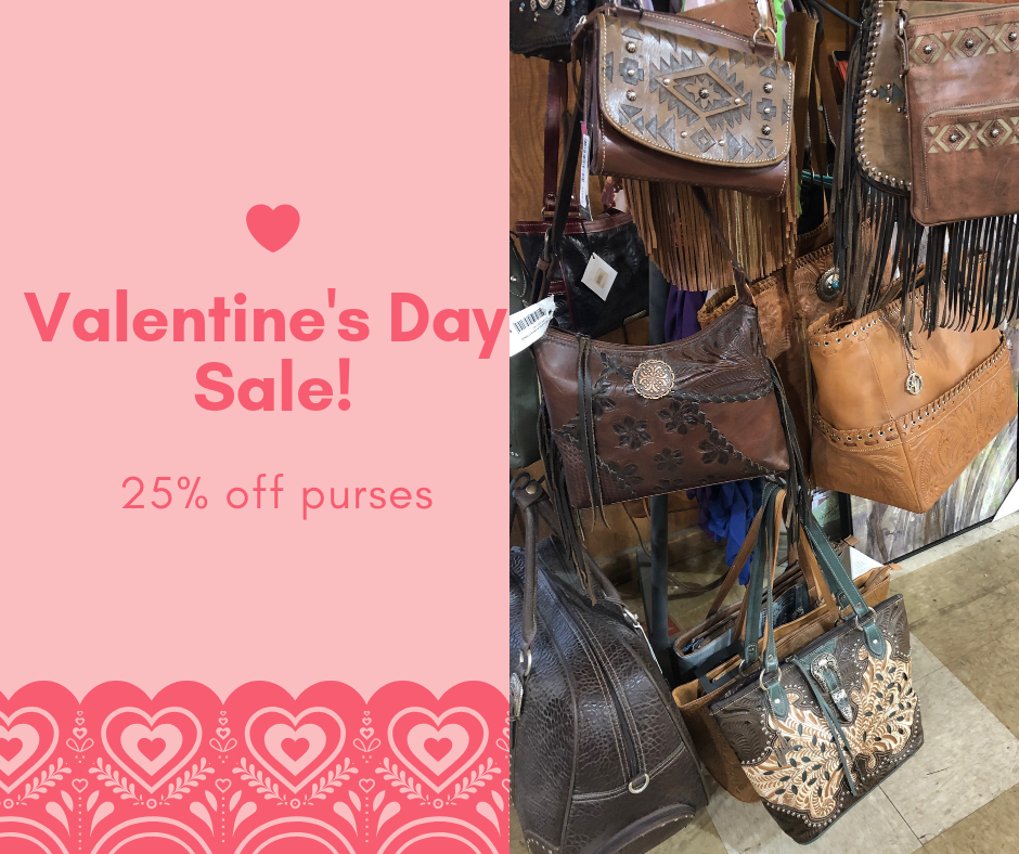 Valentines Gifts: Purses and Handbags