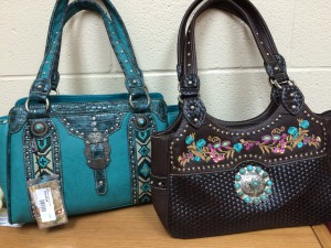 american west purses