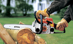 Homeowners Chainsaw