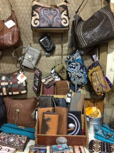 american west purses