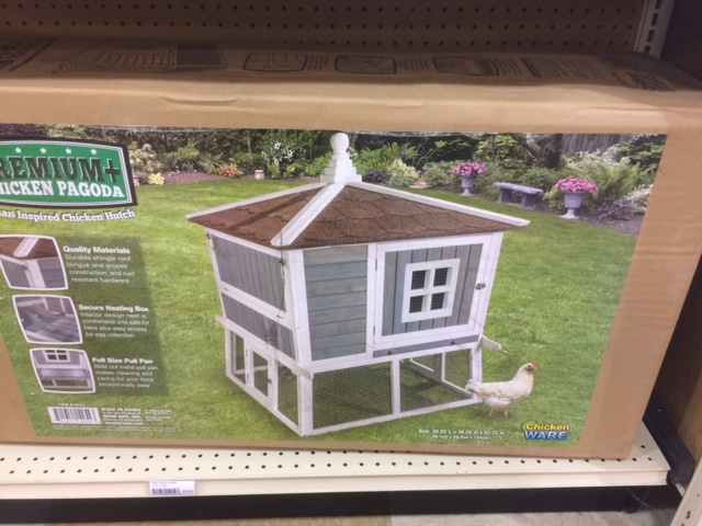 chicken coop padoga