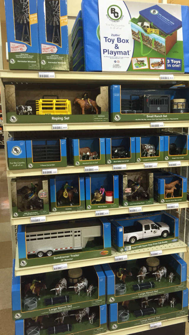Big Country Farm Toys