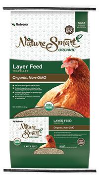 Non-GMO Chicken Feed