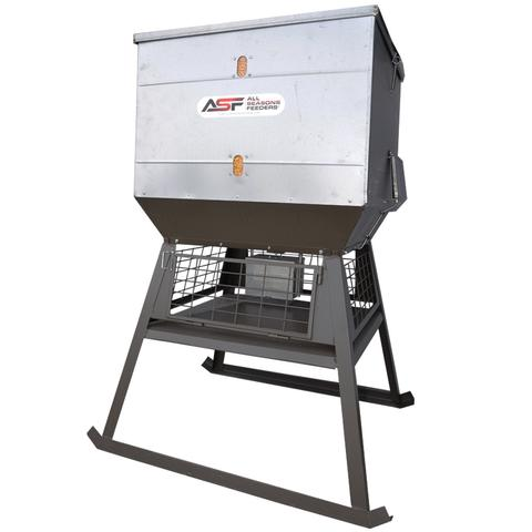All Seasons 1,000lb Stand & Fill Feeder™ | New Braunfels Feed