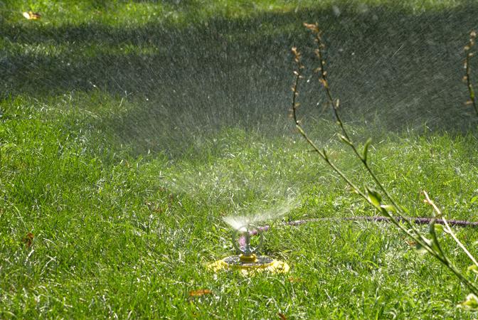 DRAMM Sprinklers