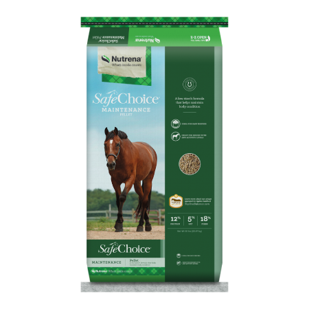 Save on SafeChoice Horse Feed