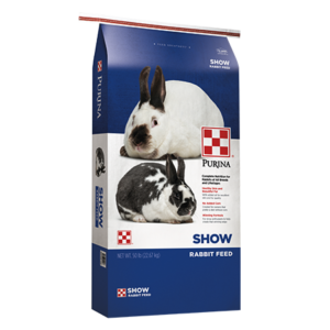 Purina Rabbit Chow Show Formula
