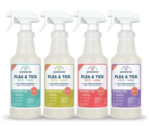 Wondercide Flea & Tick Sprays