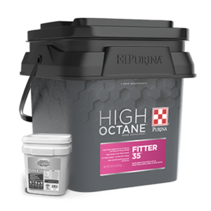 Purina High Octane Fitter 35 Topdress