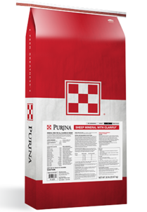 Purina Sheep Mineral with ClariFly