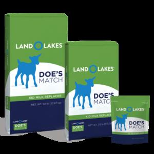 Land O Lakes Doe's Match
