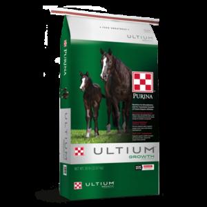 Purina Ultium Growth Horse